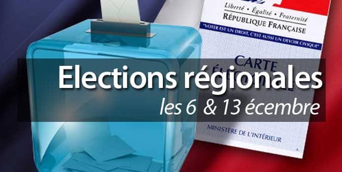 Les réponses des candidats aux élections régionales
