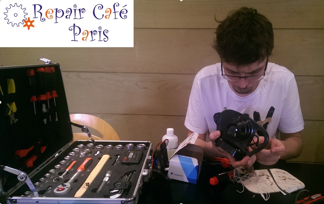 Repair café : on a testé