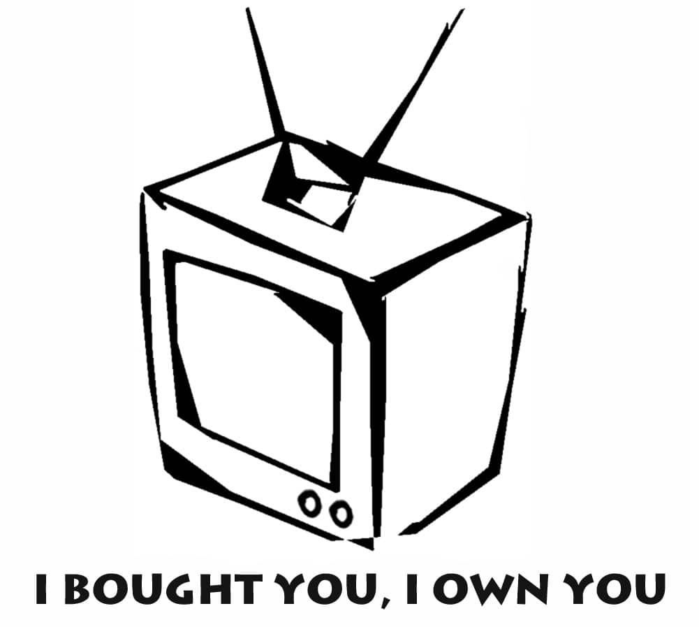Pour 3 centimes un téléviseur Samsung réparé, un cas d'école?